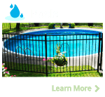 ActiveYards Fence Solution - Pools image