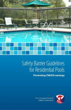 Brochure Cover - Pool Safety