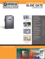 Slide Gate Operator - 9150AGS Brochure image