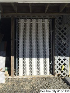 Chain Link Gate In Sea Isle City Installed By Dennisville Fence