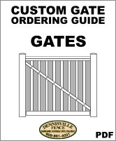 Custom Gate Ordering Guide image