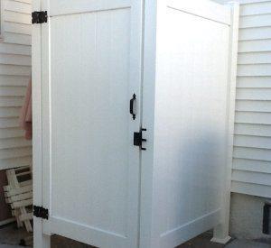 Outdoor Shower Enclosures image
