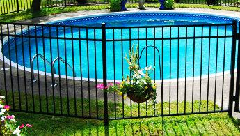 Aluminum Fence image
