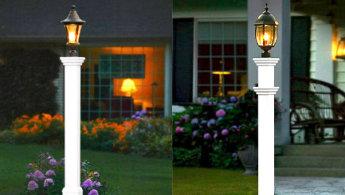 Lamp Posts image