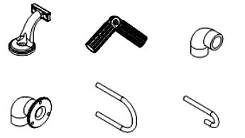 Secondary Hand Rail image