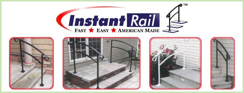 InstantRail Photo Montage with Branded Logo image