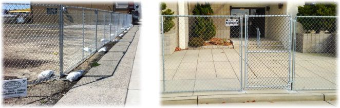 Rental Fence - Temporary Fence sample photos image