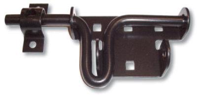 Slide Bar Latch for Wood Fence Gates Image